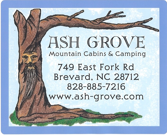 ash grove mountain cabins and camping brevard nc